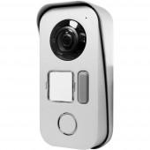Avidsen 112273 Videó kaputelefon 2 drótos Külső egység 1 családiház Ezüst