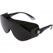 Hegesztő védőszemüveg EKASTU Sekur 277 399 Fekete DIN EN 166-1