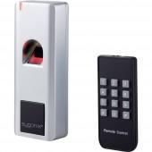 Sygonix Ujjlenyomat/RFID beléptető rendszer Falra szerelhető 12 V/DC IP66