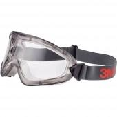 Teljes védőszemüveg 3M 2891S-SG Szürke