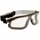 Teljes védőszemüveg 3M Maxim Hybrid MAXHYB Fehér, Fekete