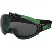 Teljes védőszemüveg Uvex 9302043 Fekete, Zöld