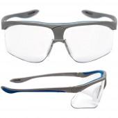 Védőszemüveg 3M Maxim Sport MASPORT0 Szürke, Kék