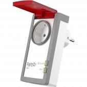 AVM FRITZ!DECT 210 20002723 DECT Vezeték nélküli kapcsoló és mérődugalj Kültér 3450 W