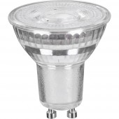 Basetech LED EEK A+ (A++ - E) GU10 Reflektor 3 W = 35 W Melegfehér (Ø x H) 50 mm x 54 mm 1 db