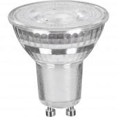 Basetech LED EEK A+ (A++ - E) GU10 Reflektor 6.5 W = 65 W Melegfehér (Ø x H) 50 mm x 54 mm Dimmelhető 1 db