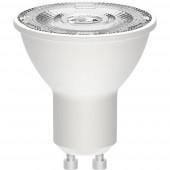 Basetech LED EEK A+ (A++ - E) GU10 Reflektor 7 W = 70 W Melegfehér (Ø x H) 50 cm x 54 mm Dimmelhető 1 db
