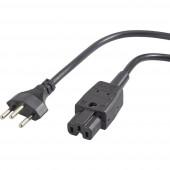 1008287 Fűtőkészülékek Hálózati kábel Fekete 2.00 m