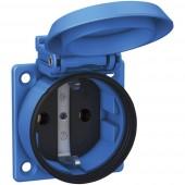 ABL Sursum 1561050 Beépíthető dugalj IP54 Kék