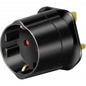 Angol / magyar konnektor átalakító adapter (Angliába) Brennenstuhl 1508533