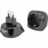 Ansmann 1250-0035 Úti adapter EU to IT