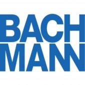 Bachmann 333.0382 Túlfeszültség ellen védő elosztó 7 részes Fekete, Ezüst CH dugó