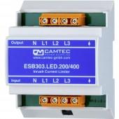 Camtec ESB 303 Az ESB 303 behúzási áramkorlátozó