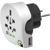 Q2 Power 1.100110 Úti adapter 1.100110
