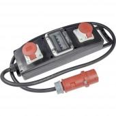 as - Schwabe CEE áramelosztó S 10 60806 400 V 32 A