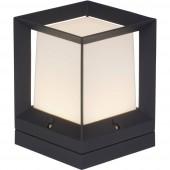 AEG Kubus AEG260002 LED-es kerti lámpa Kocka LED 7.2 W Antracit