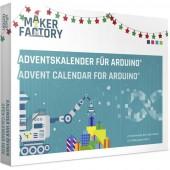 A Maker Factory adventi naptára az Arduino® számára