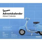 Adventi naptár Franzis Verlag Vespa Építőkészletek 14 éves kortól