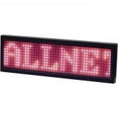 Allnet LED-es névtábla