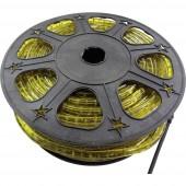 Fénykábel 13 mm x 40 m, sárga, 230 V, IP44, 1294