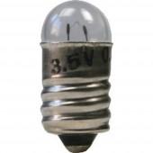 Gömbizzó, kerékpárizzó 3.50 V 0.70 W Átlátszó 5017 BELI-BECO 1 db