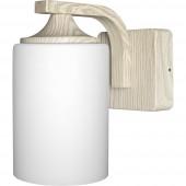 LEDVANCE ENDURA CLASSIC LANTERN CYL E27 WD LEDV 4058075392625 Fali lámpa Fa (világos), Fehér