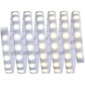 Paulmann 70550 LED csík bővítés Dugóval 24 V 2.5 m Melegfehér