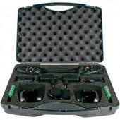 Midland PMR/LPD rádió, adó-vevő 2 részes készlet, headsettel Midland G9 Profi AL206.S4