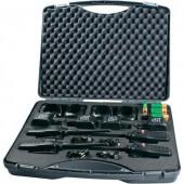 Midland PMR/LPD rádió, adó-vevő 4 részes készlet, headsettel Midland G9 Profi AL200.S7