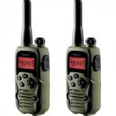 Topcom PMR rádió, adó-vevő 2 részes készlet, headsettel Topcom Twintalker 9500 Airsoft Edition RC-6406