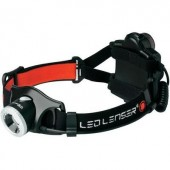 LED-es fejlámpa, elemes, 1 LED 250 lm 60 óra 165 g, fekete, Ledlenser H7.2 7397