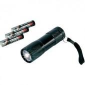 LED-es zseblámpa, mikroceruza (AAA) elemes Ansmann Action 9
