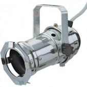 Halogén PAR fényszórók Eurolite PAR-16 Spot MR-16 Ezüst