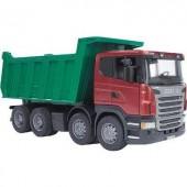 Játékautó, Scania billncses dömper