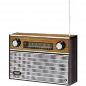 URH retro rádió építőkészlet, Franzis 65039