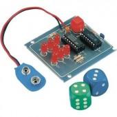 LED-es dobókocka építőkészlet, Tru Components