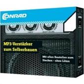 MP3 erősítő építő készlet, Tru Components 10128