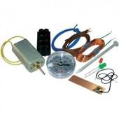 Elektronikai tanuló építőkészlet 4,5V/DC Kemo Elektronic B172