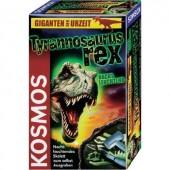 Kísérletező készlet, Tyrannosaurus Rex, éjszaka világító