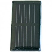 Krisztallin napelem, 0,58 V 330 mA, csavaros csatlakozás, Sol Expert SM330