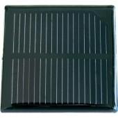 Krisztallin napelem, 0,5 V 80 mA, forrasztós csatlakozás, Sol Expert SM80L