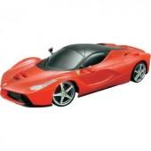 MaistoTech 581086 Ferrari LaFerrari 1:24 RC kezdő modellautó