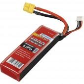 Akkucsomag, LiPo 11.1 V 1800 mAh 25 C Conrad energy stick