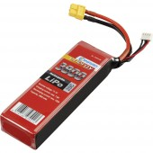 Akkucsomag, LiPo 11.1 V 3800 mAh 20 C Conrad energy stick