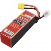 Akkucsomag, LiPo 14.8 V 5500 mAh 20 C Conrad energy stick