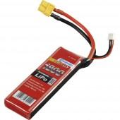 Akkucsomag, LiPo 7.4 V 1800 mAh 25 C Conrad energy stick