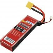 Akkucsomag, LiPo 7.4 V 5500 mAh 20 C Conrad energy stick