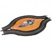 Carrera Go!!! Egyvágányú pálya díszítéssel