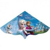 Papírsárkány, Disney Jégvarázs, gyermeksárkány, 1150 mm, Günther Disney Frozen Elsa