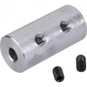 Reely Navy-Direkt alumínium tengelykapcsoló 12 x 17 mm
